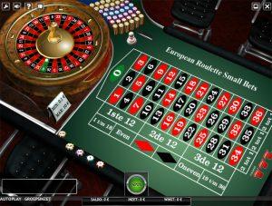 Voorbeeld online roulette Casino 777